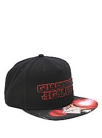 HOTTOPIC.COM - Marvel Guardians Of The Galaxy Star-Lord Snapback Hat ... df0fb1f2de3