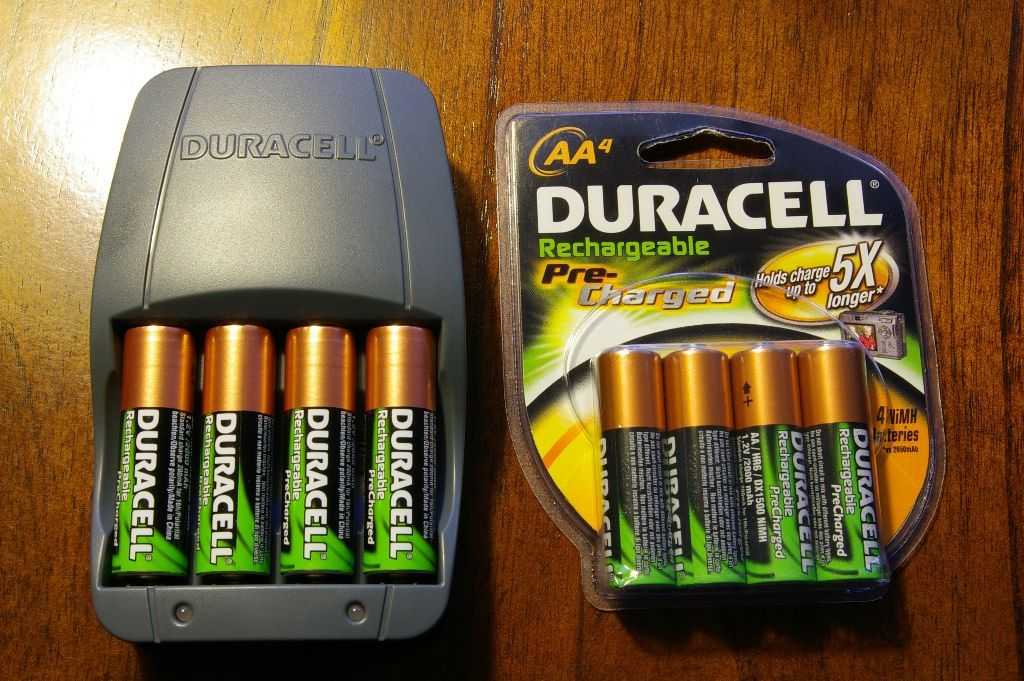 Duracell Aaa Rechargeable Batteries Review