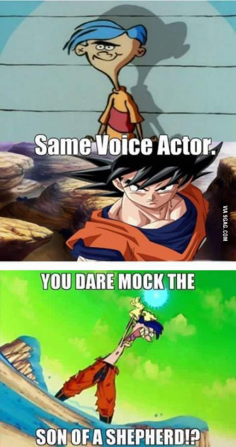 The Power Of Anime Goku S Voice Extends The Life Of A Boy The Voice Life Voice Acting