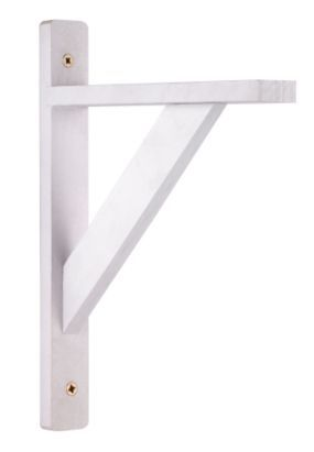 bu0026q traditional wooden shelf bracket white