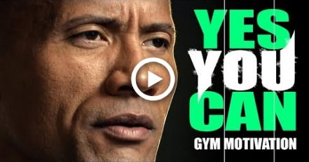 Dwayne Johnson: ONE OF THE BEST MOTIVATION EVER (The Rock 2018) #motivation #fitness