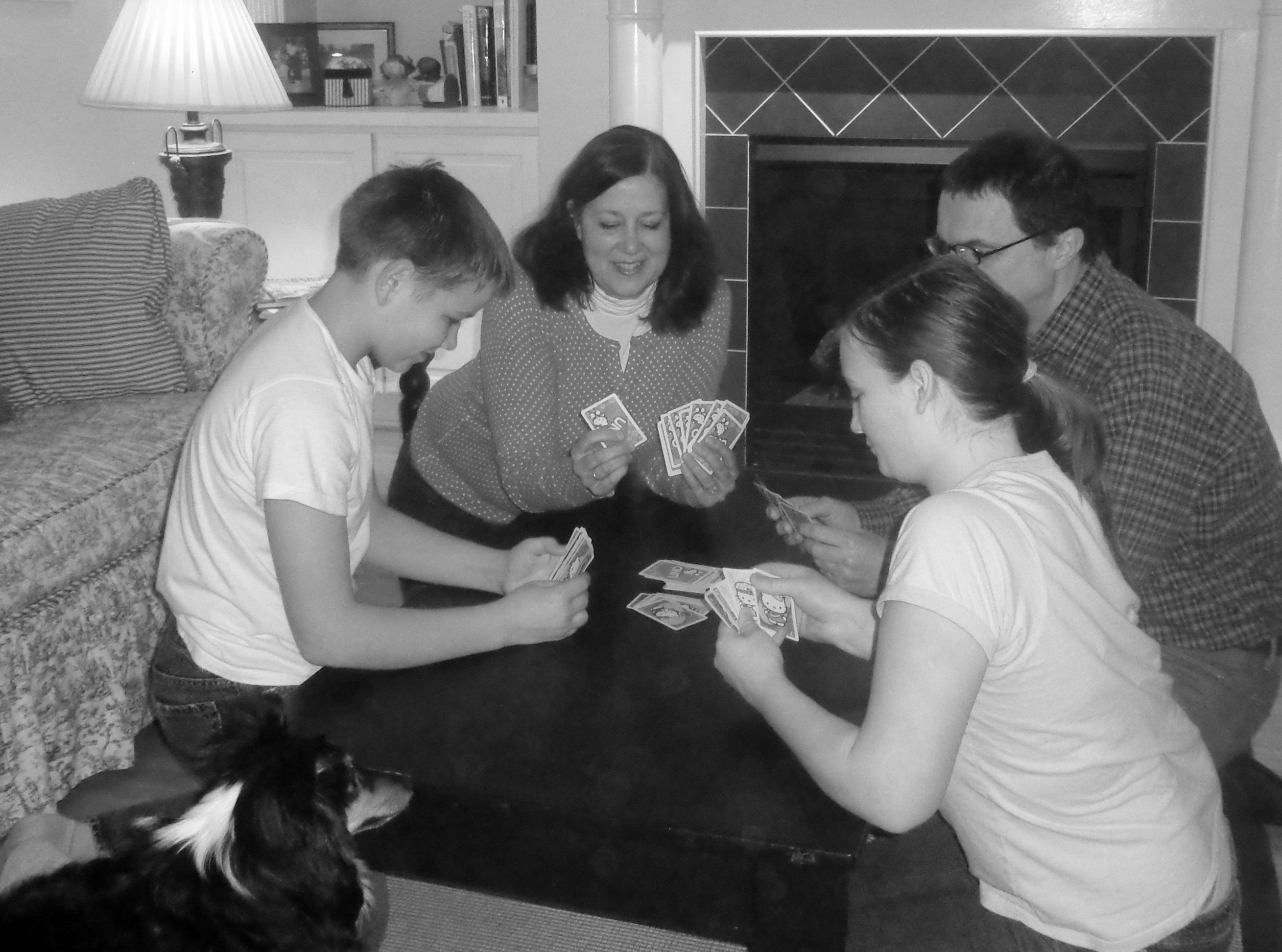 Promoting Positive Communication Through Structured Family
