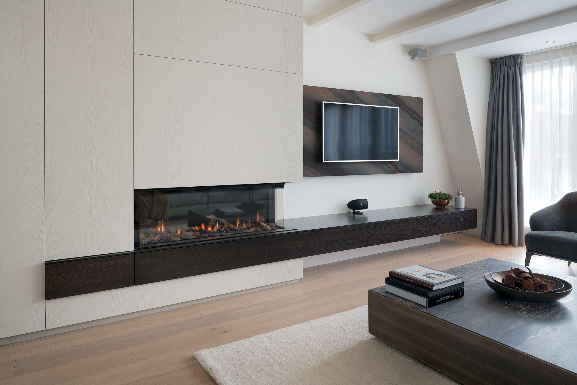 kolenik creates multifunctional luxury apartment in amsterdam a