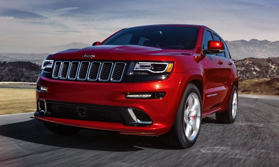 2014 Jeep Grand Cherokee Srt Storms Detroit Auto Show High