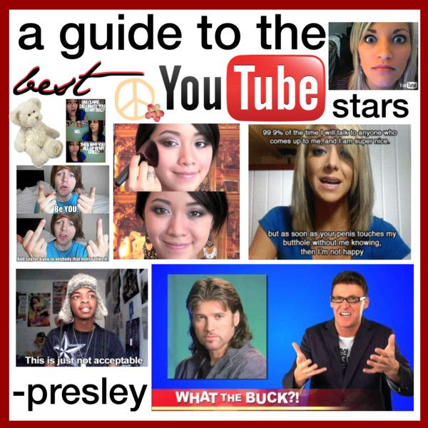 please leaves names of youtubers to add to this guide !   and i'm also keeping a list of polyvore users with youtube on this tip, so if you make videos - please...