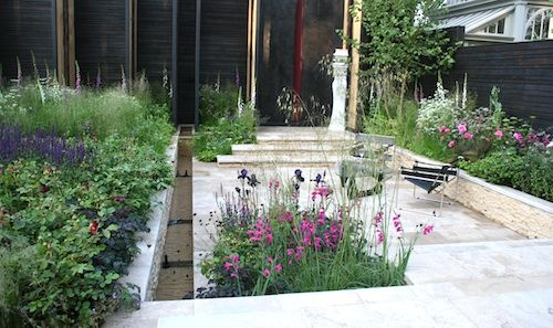 cloudy bay sensations garden rhs chelsea flower show 2014 click to read article and