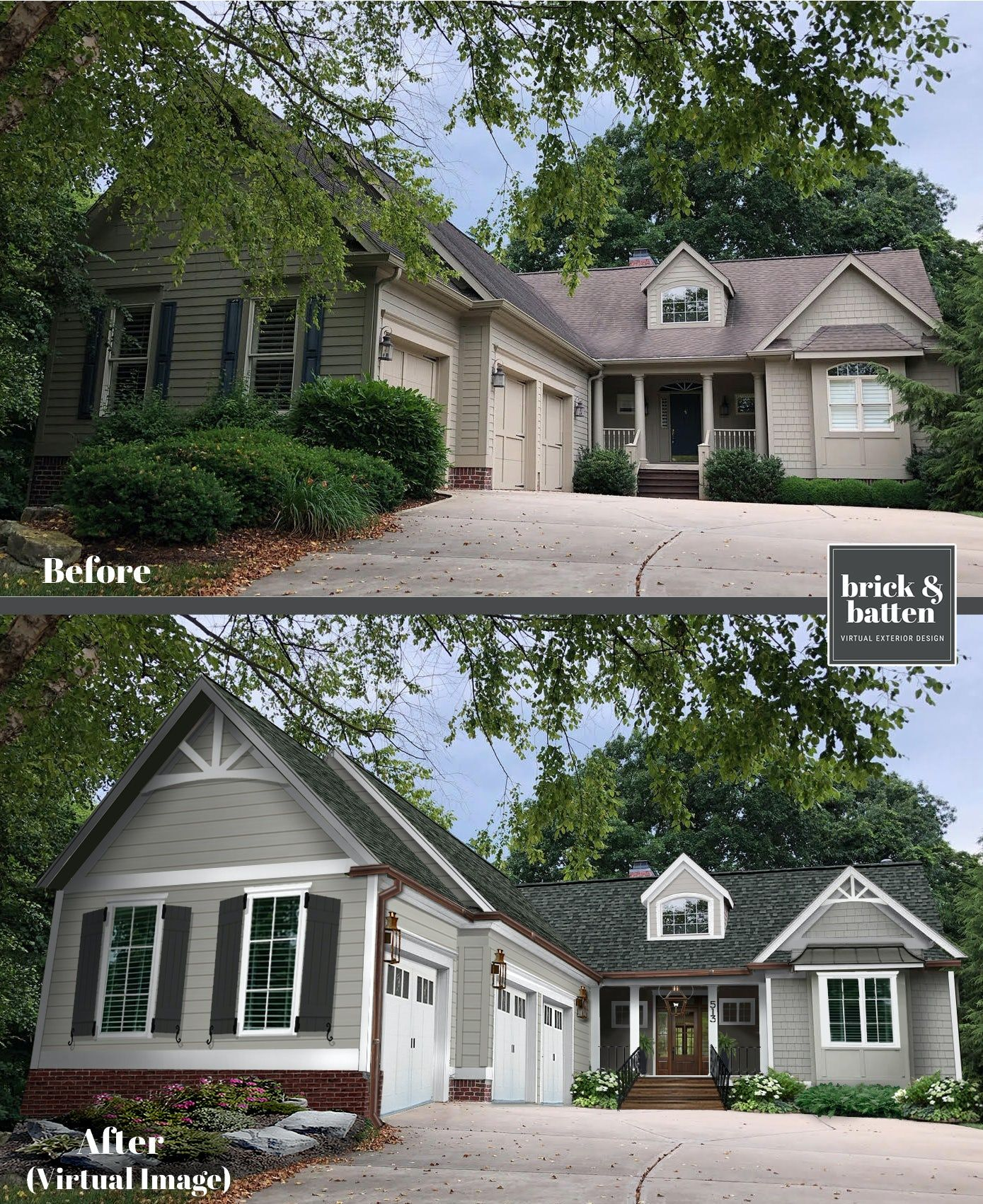 Best 2020 Exterior House Colors When Selling Blog Brick Batten In 2020 Best Exterior House Paint Outdoor House Paint Outside House Paint