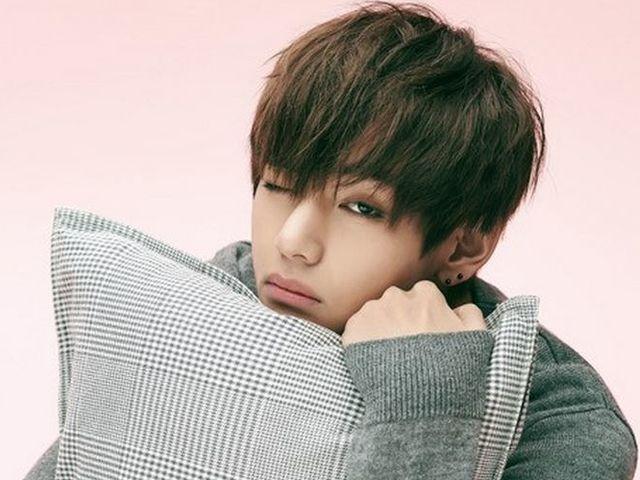 I Got V ترفيه من هو حبيبك من فرقة بي تي اس Korean Photoshoot Taehyung Photoshoot Taehyung