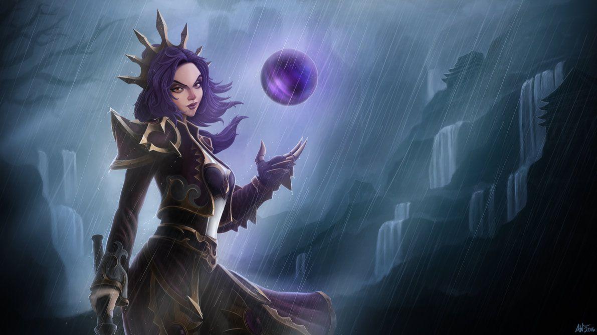 Li Ming By Adamwebber On Deviantart Female Artwork Overwatch Cosplay Heroes Of The Storm