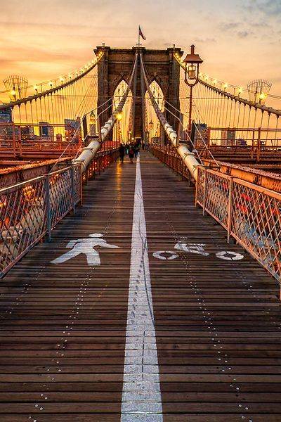 15 Amazing Places To Visit In New York State Brooklyn Bridge