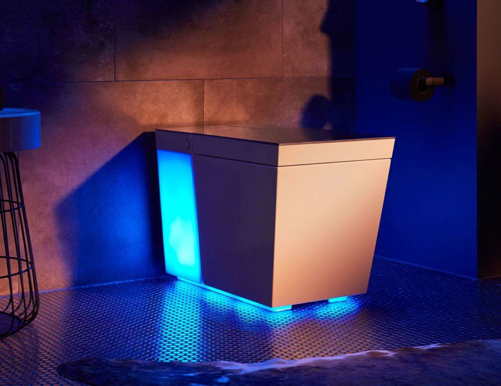 Kohler Numi 2.0 Intelligent Toilet in 2020 Cool tech