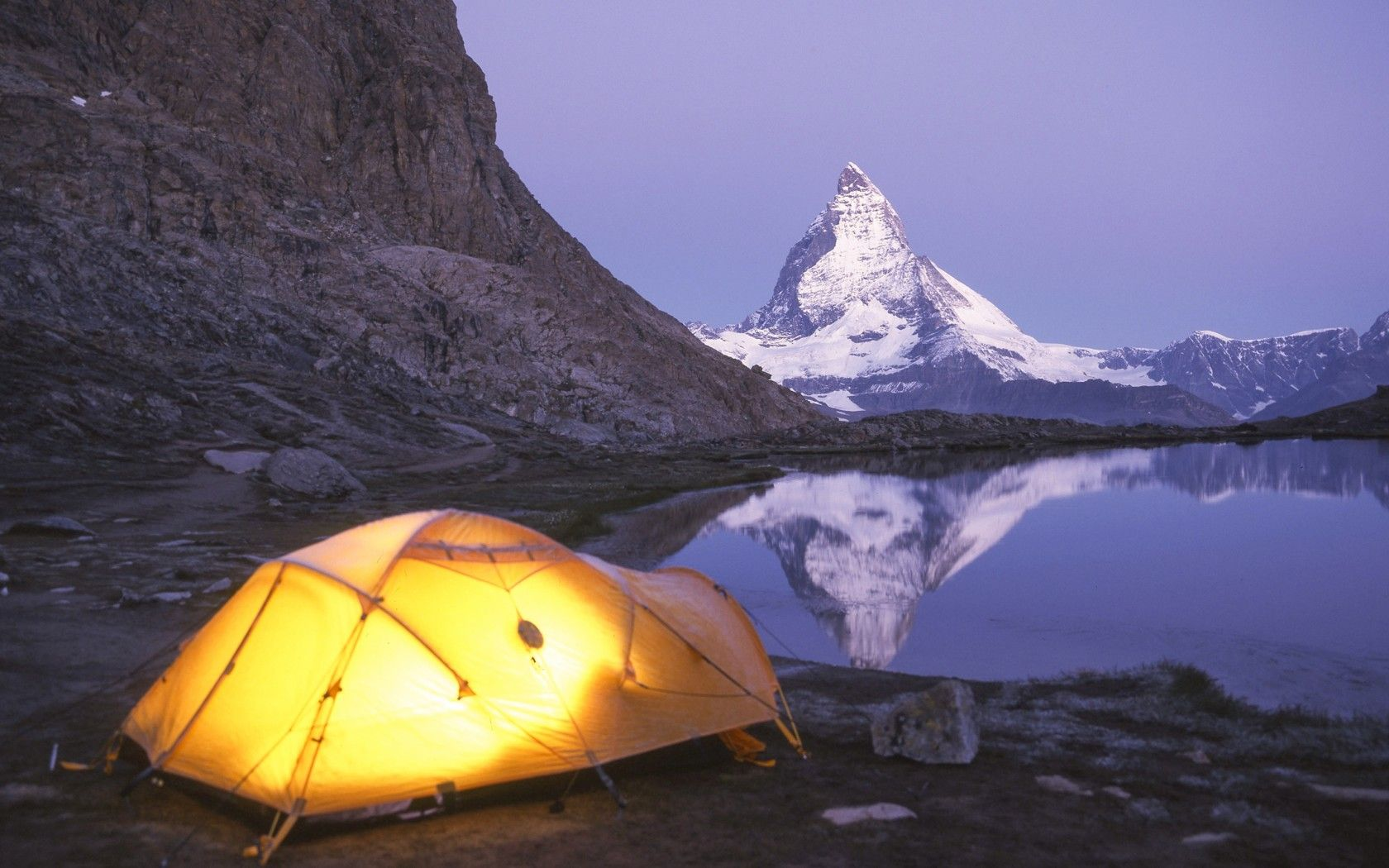 20 Great Places To Pitch A Tent Switzerland Tent