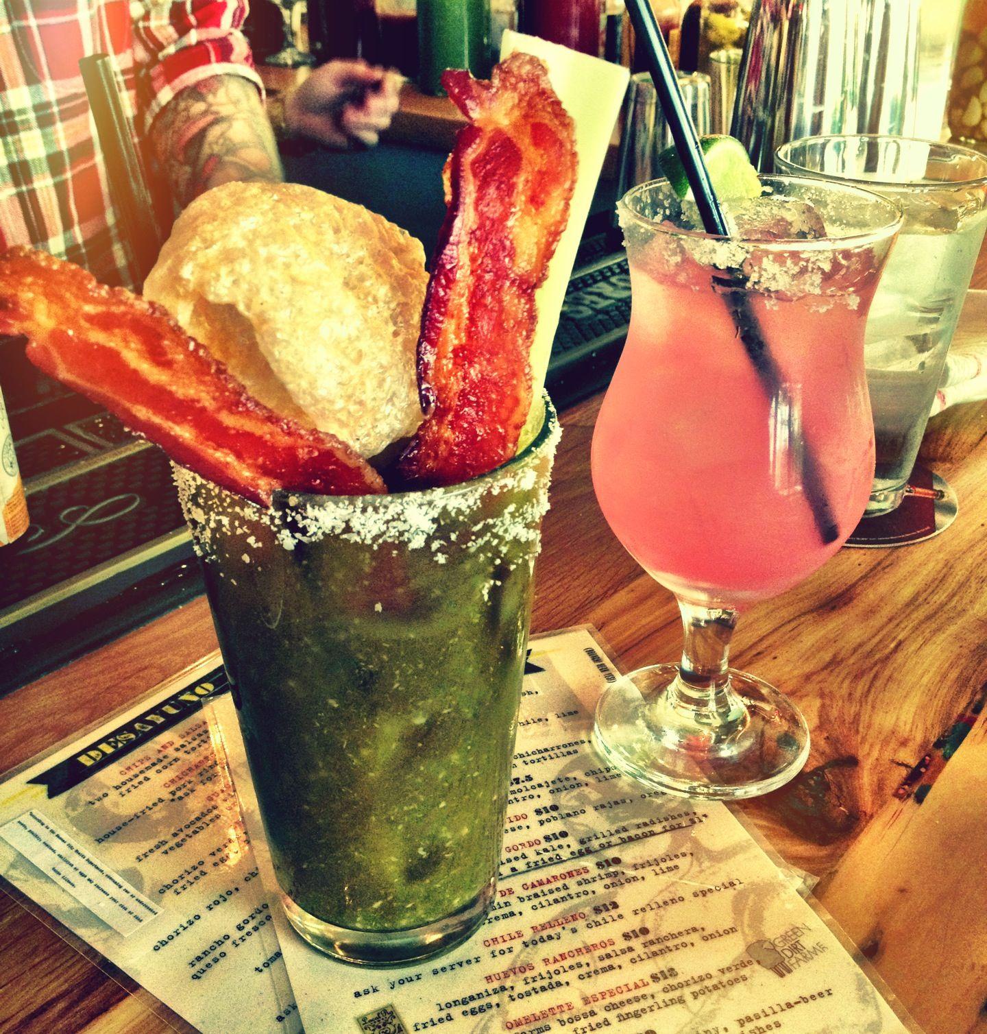 Port Fonda - Old Westport - Kansas City, MO   Food, Breakfast margaritas,  Mexican food recipes