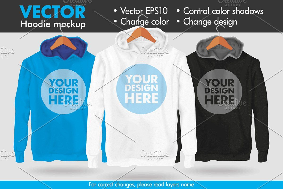 Download Vector Hoodie Hoodie Vector Clothing Mockup Graphic Hoodies