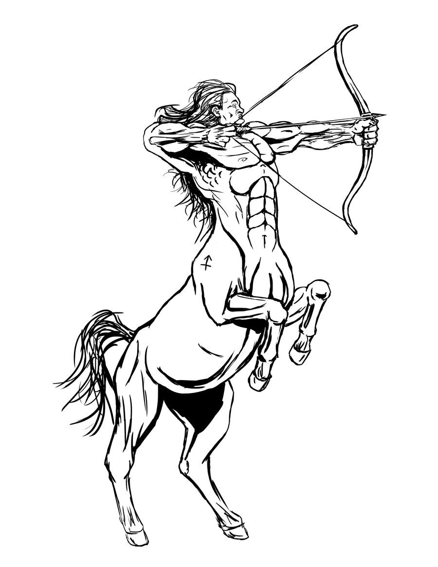 Sagittarius tattoos on pinterest sagittarius tattoo designs zodiac - 1 Of 6 Tattoo Designs For A Buddy Of Mine He S Getting A Half Sleeve Of Immediate His Family S Zodiac Symbols