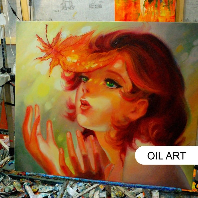 19+ Anime canvas painting for sale trends