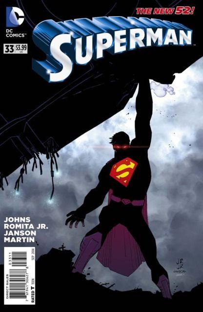 This Week's Essential Comics: 7/21/14 - Comic Vine   DC