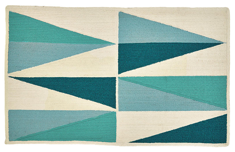 Agra Outdoor Rug Aqua Multi Rugs Outdoor Rugs Turquoise Rug