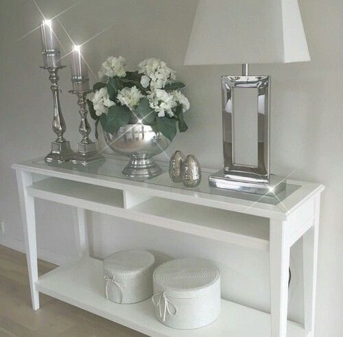 silver hall table. Console Table Looks Silver Hall G