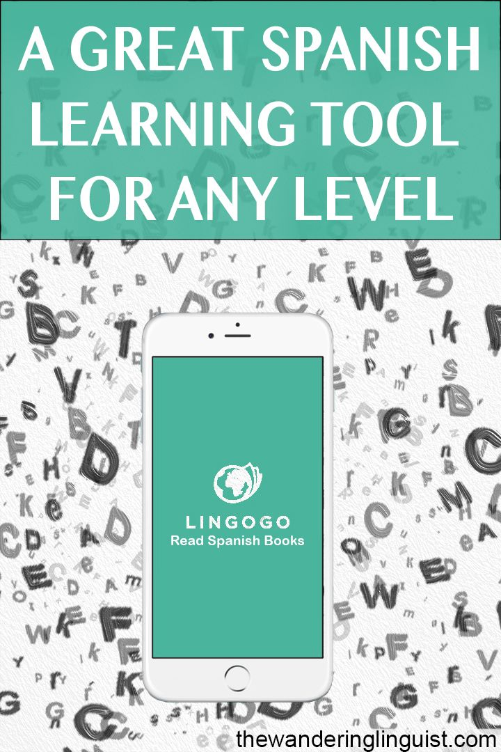 Learn Spanish by Reading Books How to Use the Lingogo