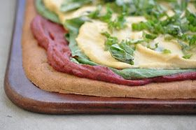 Thin Buckwheat Pizza Crust (Gluten-Free, Yeast-Free, Vegan ...