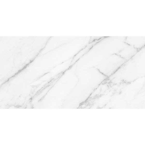 """Statuary 12""""X24"""" White Polished Floor Tile and a wide selection of Porcelain Tiles."""