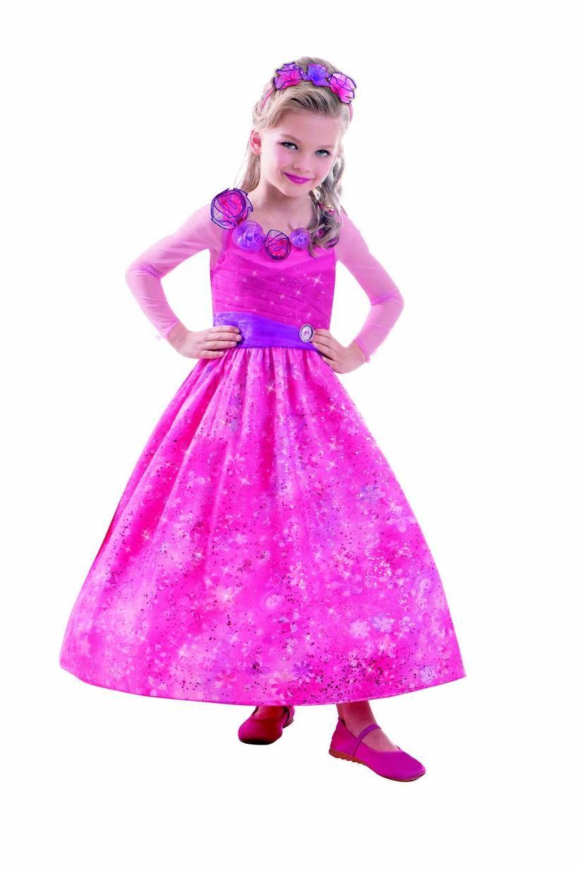 D guisement fille barbie nos id es pinterest - Robe barbie adulte ...