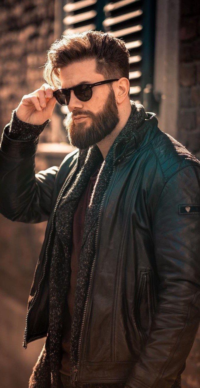 10 tendances de la barbe virale que les hommes devraient absolument suivre en 2020   – hipster