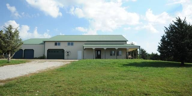 37 acres fenced for all your animals plus a stocked pond
