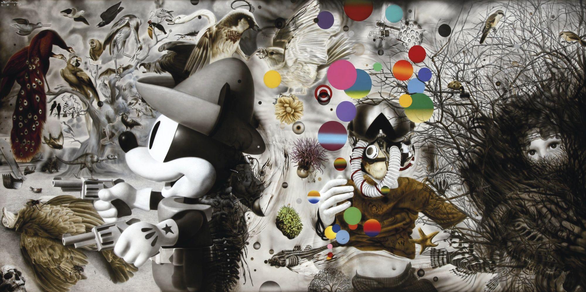 ronald ventura Google Search contemporary art