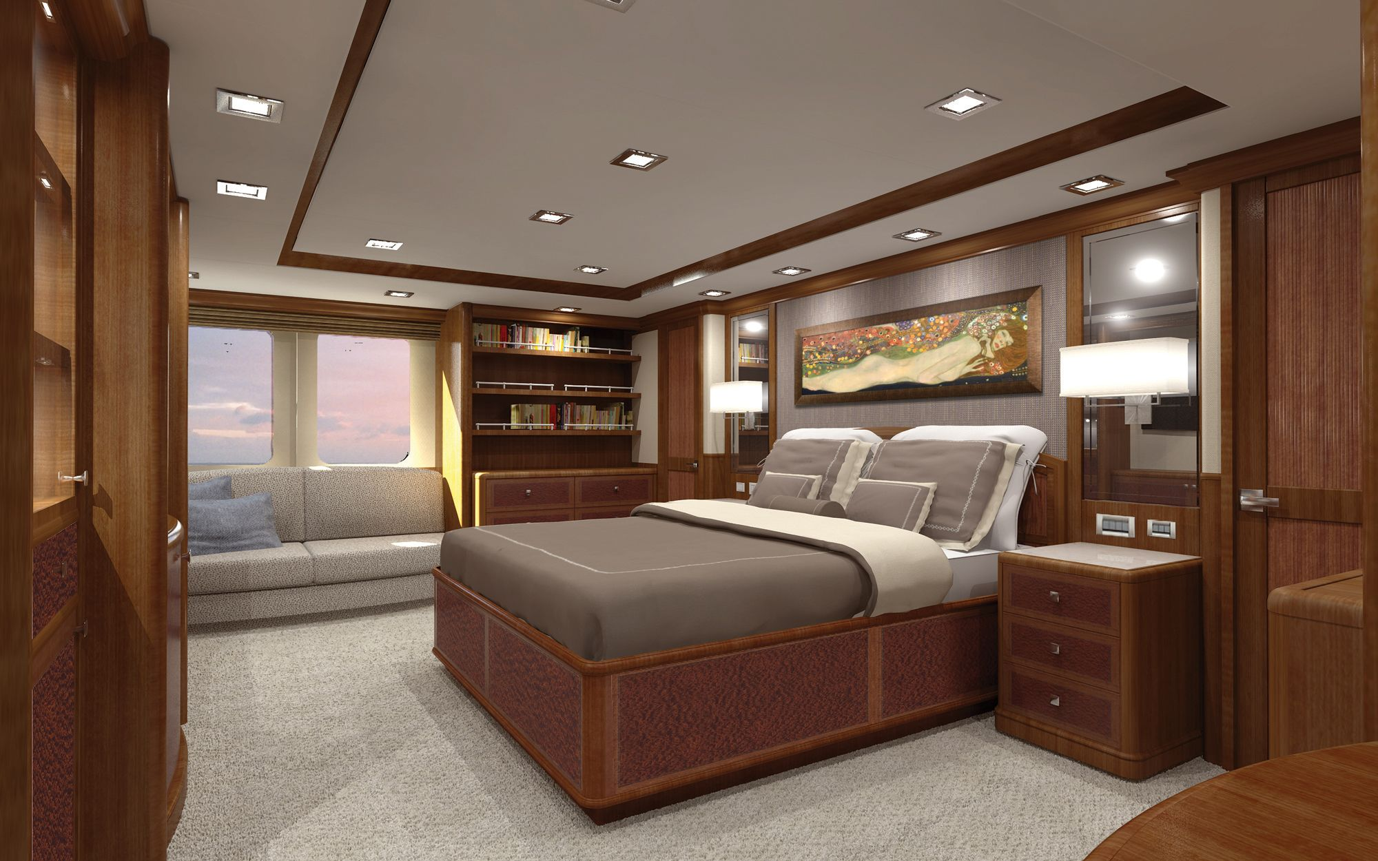 Pin By Keb Carmichael On Yachts Yacht Interior Luxury