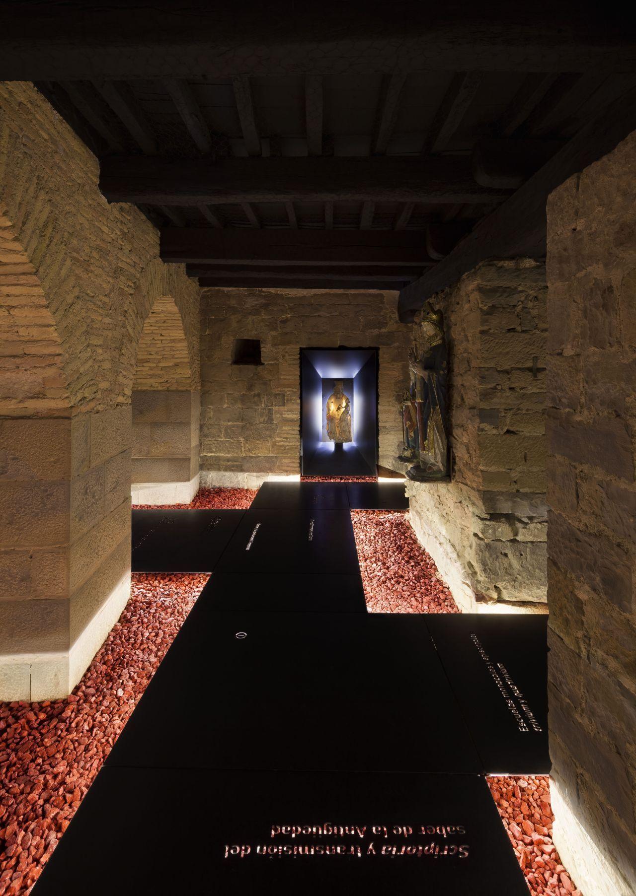 Occidens Museum / Vaillo + Irigaray