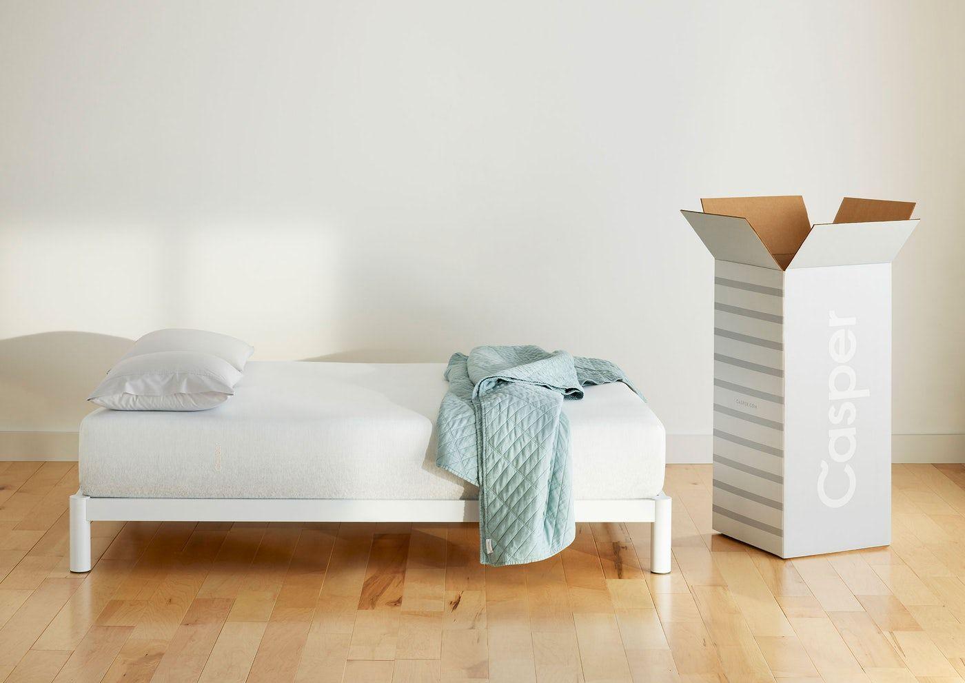 Casper Mattress Side Luxury Mattresses Mattress Design Cool Beds