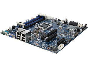 GIGABYTE GA-6LASL Micro ATX Server Motherboard LGA 1150