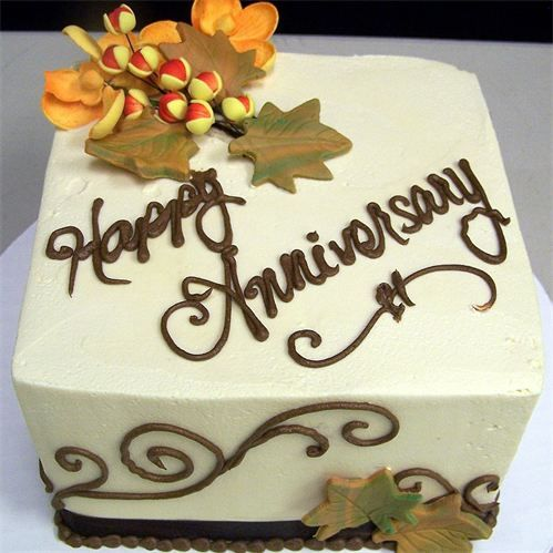 Happy Anniversary Cake Delicious Foods Amp Recipes