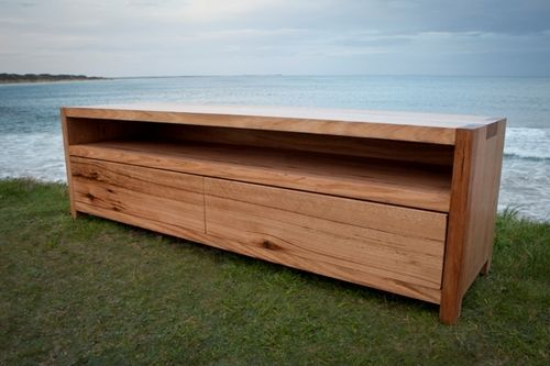 Johanna Recycled Timber Tv Cabinet