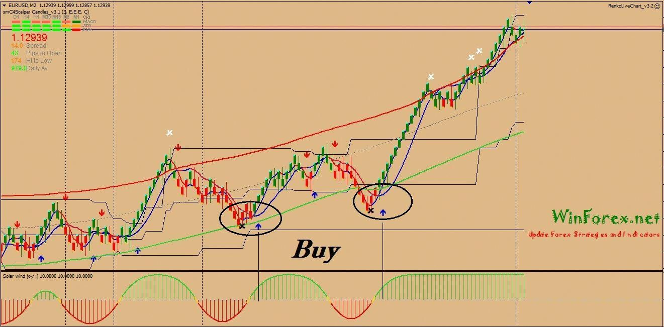 Drop And Forget Renko Scalping System Is A Forex Strategy For