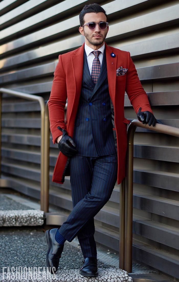 a0e0c25f Men's Street Style Gallery: The Best Of January 2017 | FashionBeans ...