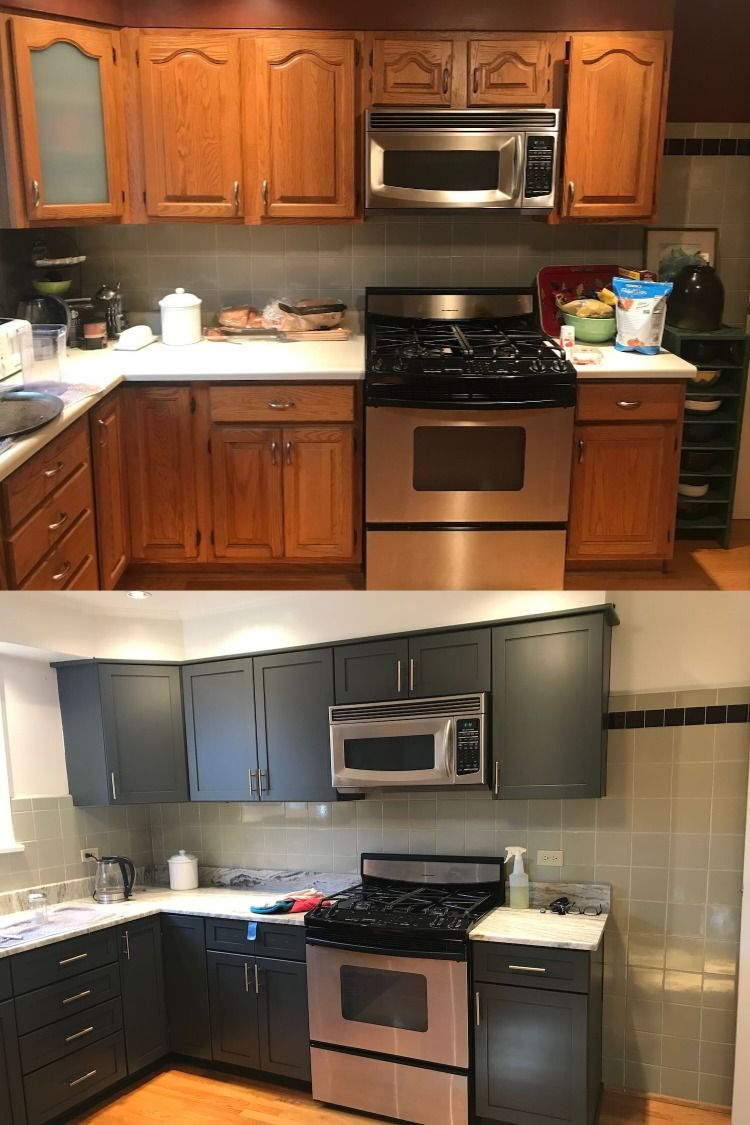 Cabinet Refinishing In Northbrook Illinois N Hance Of Chicago In 2020 Refinishing Cabinets Cabinet Superior Cabinets