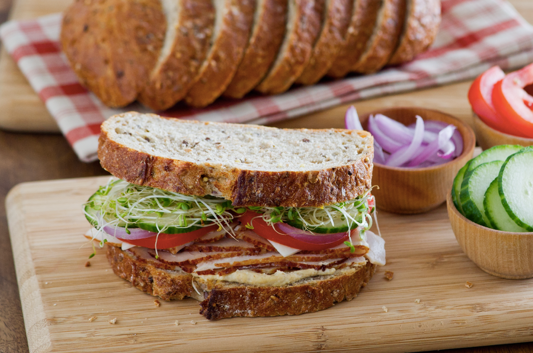 What S An Easy At Home Lunch A Sandwich We Want To Hear From You What Is Your Perfect Sandwich In 2020 Turkey Salad Sandwich Sandwiches Yummy Grilled Cheese