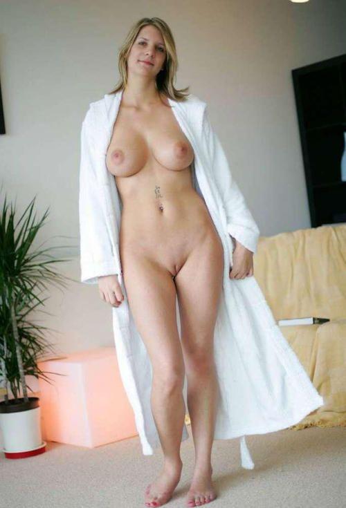 Фото голых девушек в халате