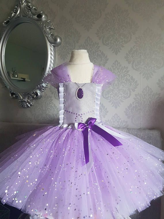 """Handmade Pink TuTu with Silver Sequins Top Dress FOR 11 1//2/"""" Doll"""