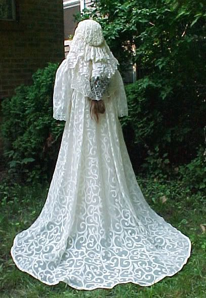 Padme Wedding Gown in actual Wedding! | Wedding Ideas | Pinterest ...