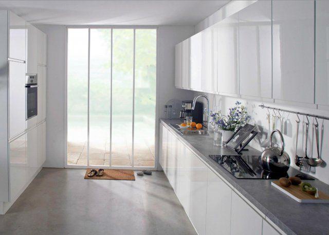 Cuisine Parallèle Ce Quon A Repéré Chez Les Cuisinistes - But meuble cuisine pour idees de deco de cuisine