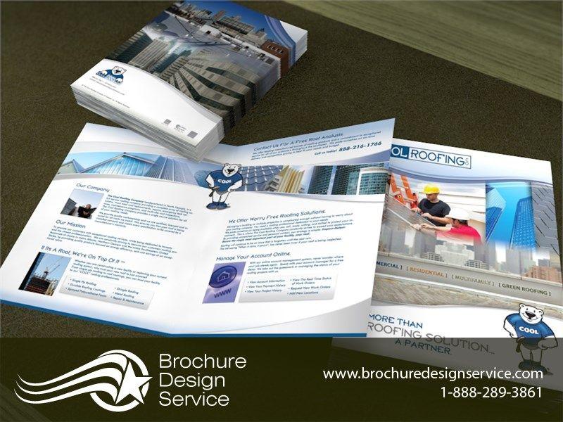 Bi Fold Brochure   Construction Company   Brochure Designer   Http://www.