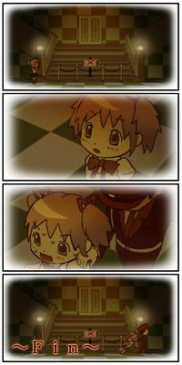 If Madoka Magica had a different ending