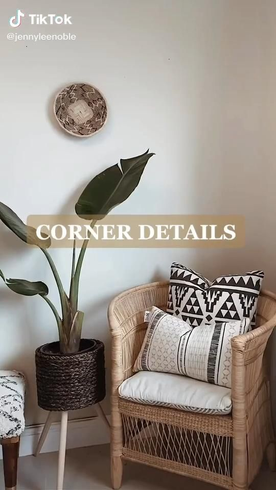 Corner Detail decor ideas