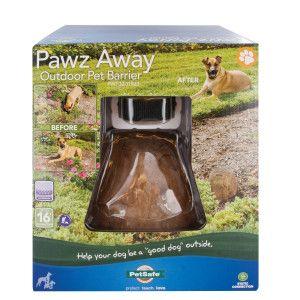 Petsafe Pawz Away Outdoor Pet Barrier Pet Barrier Pets