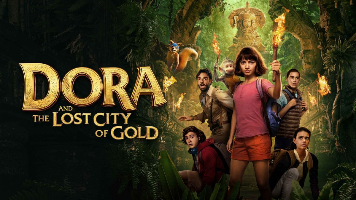 Dora And The Lost City Of Gold Lost City Of Gold Lost City Adventure Movies