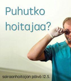 Testaa puhutko sairaanhoitajaa!  http://janholmberg.weebly.com/lue-mainio-blogia/puhutko-hoitajaa-tee-testi1